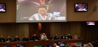 10ª Congregación General: Vatican News