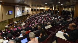 4ta Congregación General. Síntesis de VaticanNews