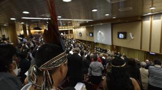 6ª Congregación General: Vatican News