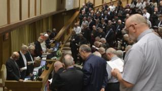 8ª Congregación General: Vatican News