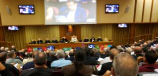 9ª Congregación General: Vatican News