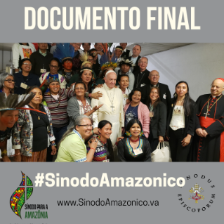 Documento final del Sínodo sobre la Amazonía