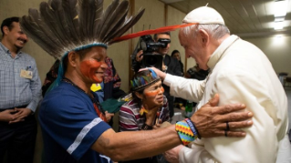 Last news about the Amazon Synod published by VaticanNews